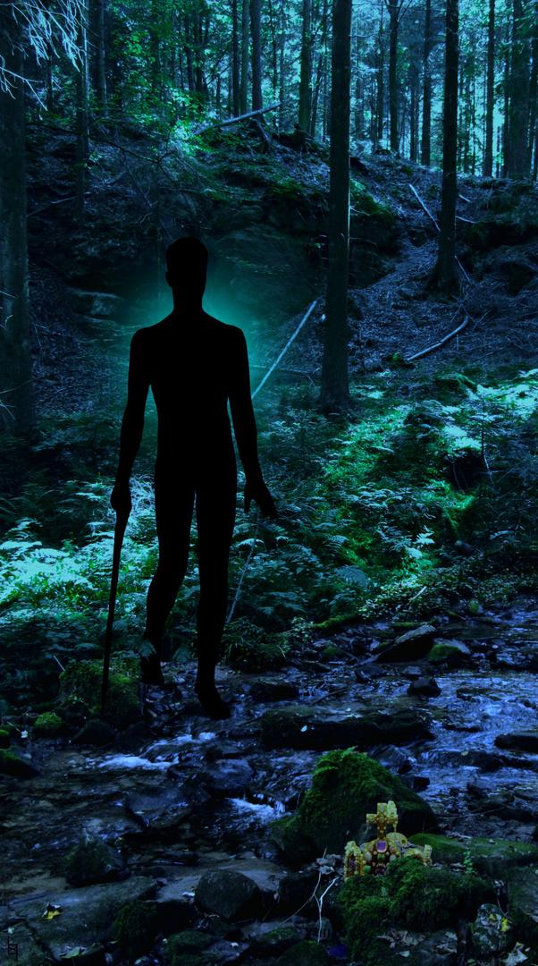 Held aus Endlicht (3. Fassung)
