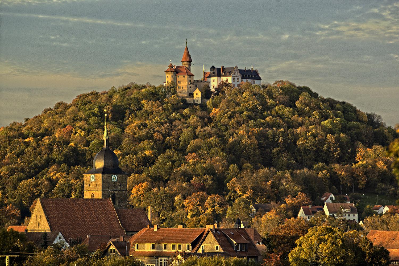 Heldburg Herbst 2013