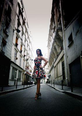 Helen in Paris