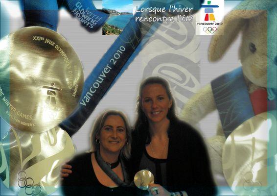 helen upperton médaillée olympique vancouvert 2010