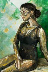 ...Helena - das lebende Gemälde...