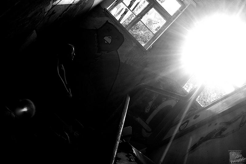 Helene im Schein des Lichts