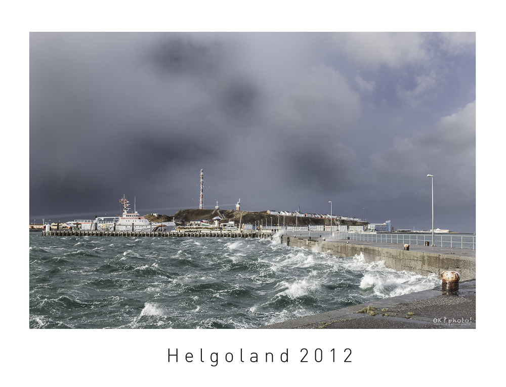 * Helgoland 2012 *