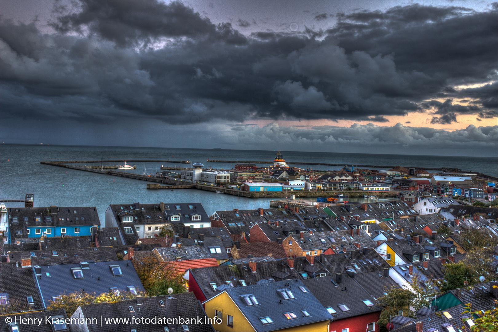 Helgoland im Herbst 2012