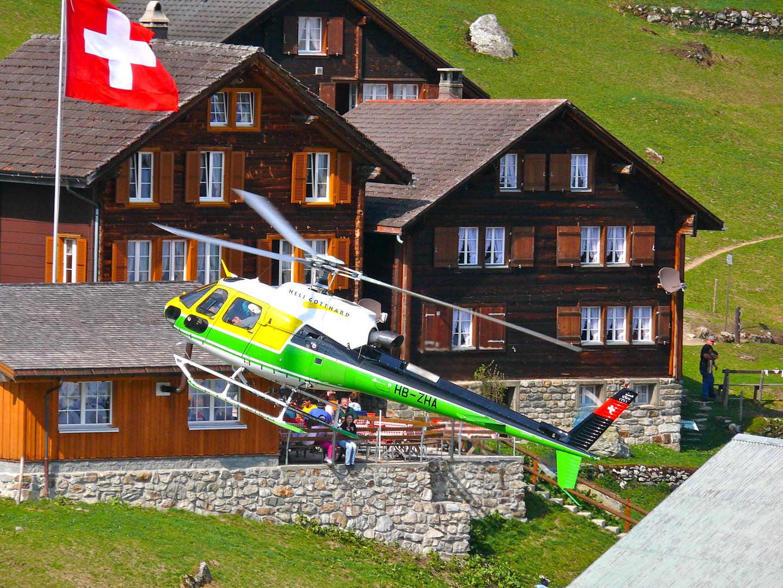 Heli Gotthard,Rest. Golzernsee