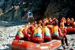 Heli Raft