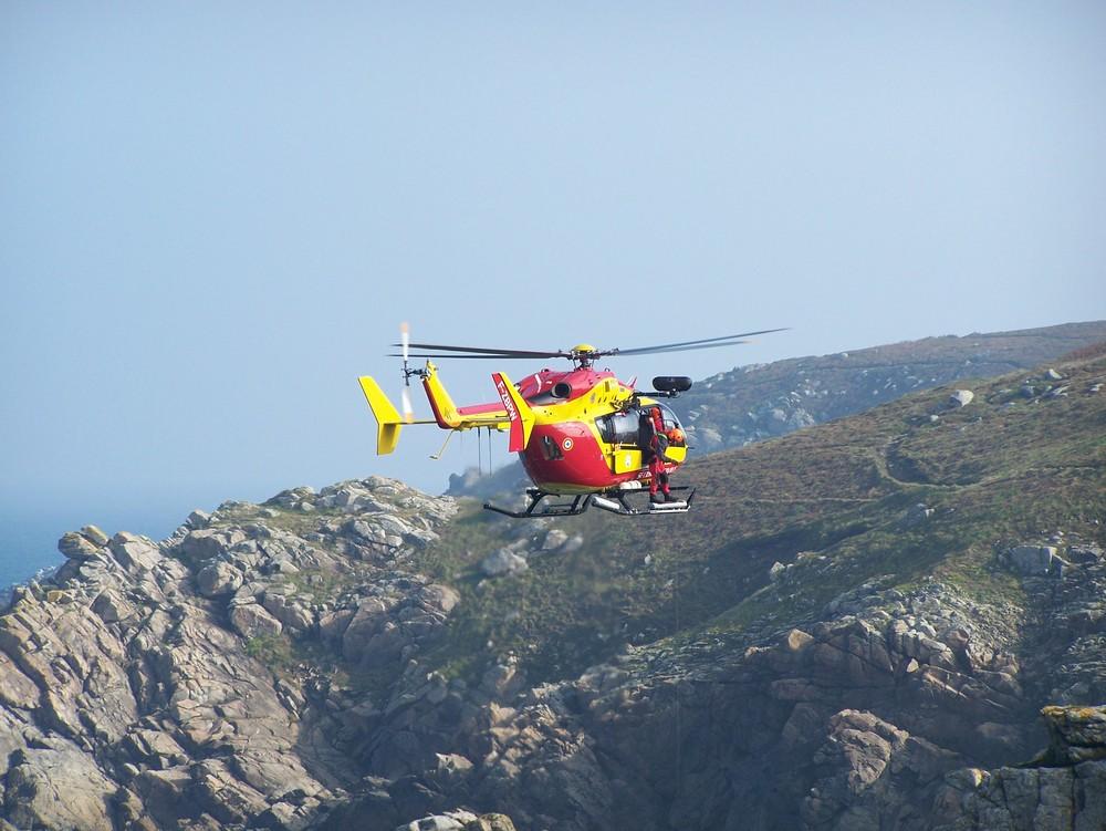 helicoptere cap sizun