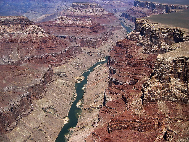 Helicopterflug über den Grand Canyon 2