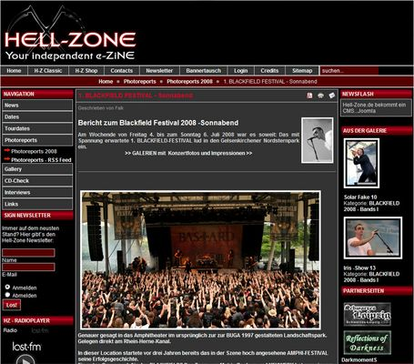 HELL-ZONE V2 ist online!