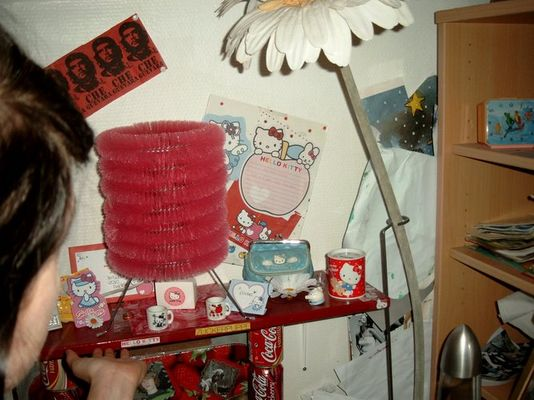 .. ´¯`* Hello Kitty Ecke*in love* *´¯` ..