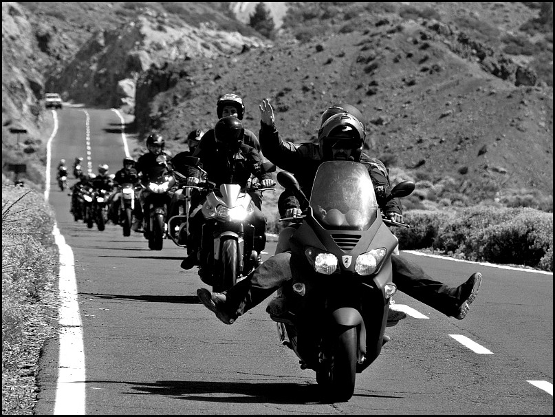 Hell's angels !