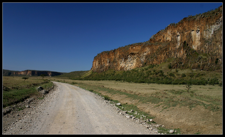 ... Hell's Gate National Park, Kenya ...