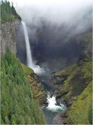 Helmcken Falls - Kanada