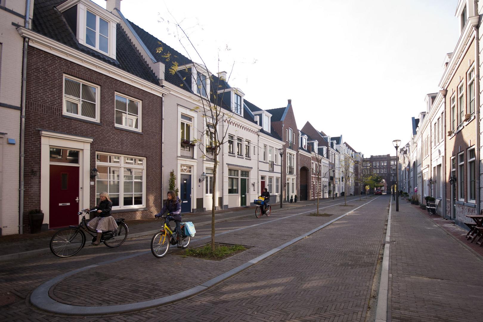 Helmond Brandevoort - Laan door de Veste