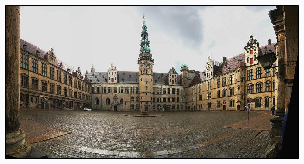 Helsingoer - Schloss Kronborg