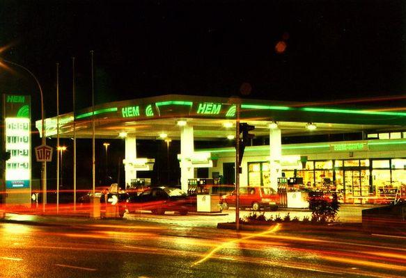 HEM Tankstelle in Witten