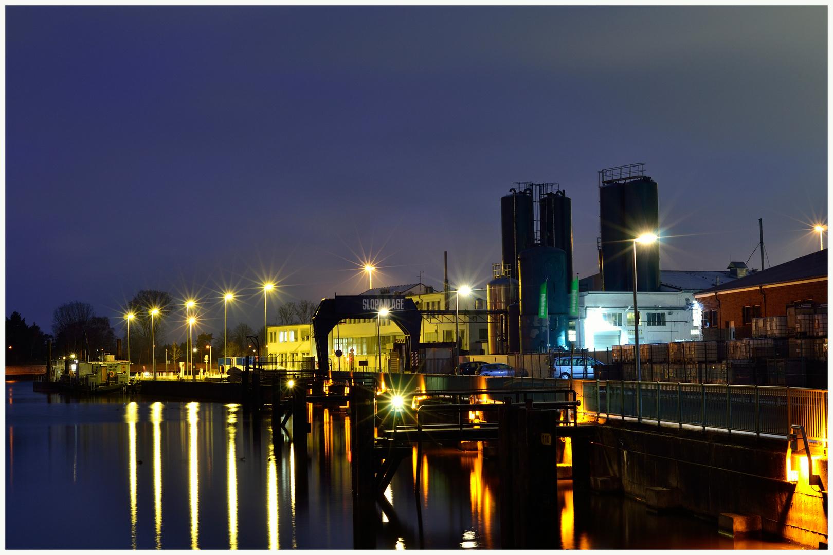 Hemelinger Hafen