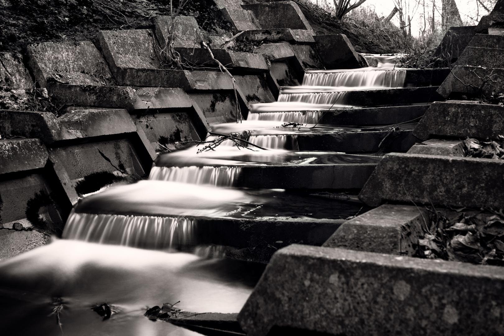 Hemminger Wasserfälle