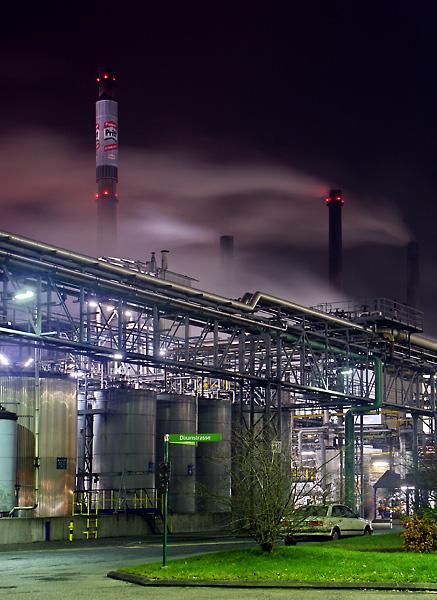 Henkel Werke D Sseldorf 3 Foto Bild Industrie Und