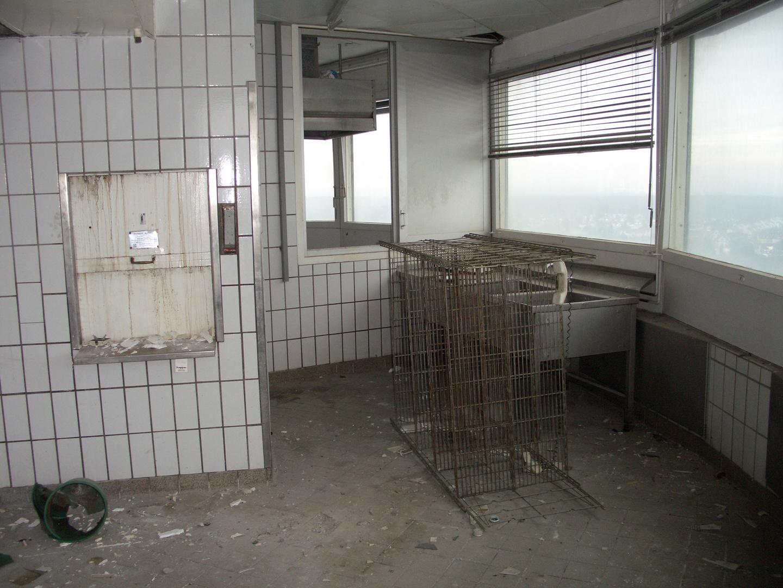 Henninger Turm - Küche