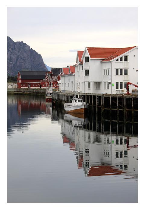Henningsvær .VII.