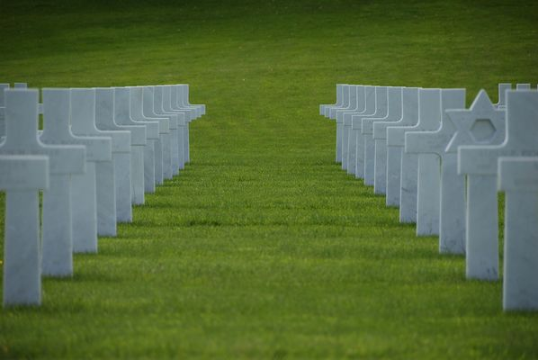Henri-Chapelle American Cemetery and Memorial -h-
