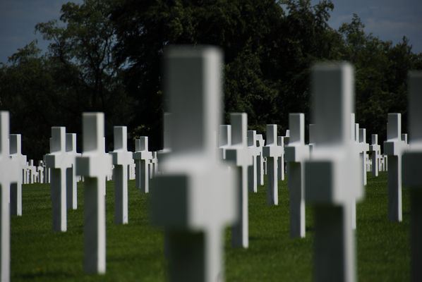 Henri-Chapelle American Cemetery and Memorial -s-
