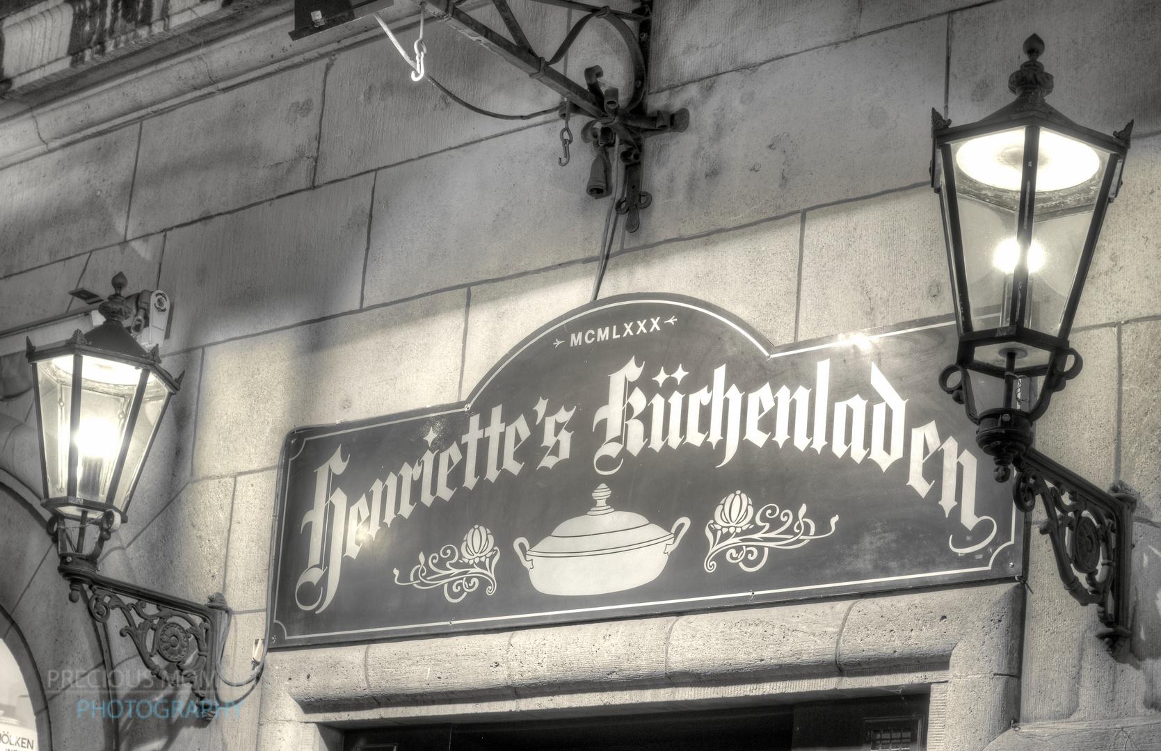 Henriette's Küchenladen Dortmund - HDR