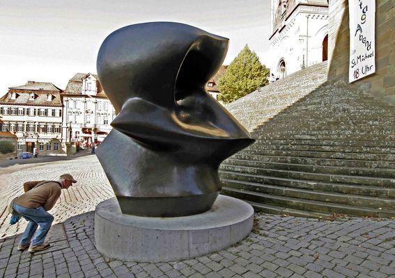 Henry Moore-5 in Schwäbisch Hall