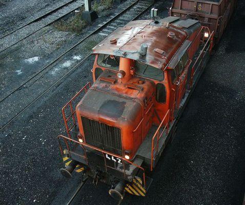 Henschel DHG 500C