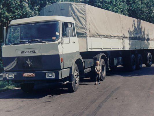 HENSCHEL F 161 anno 1970