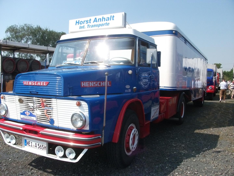 Henschel LKW