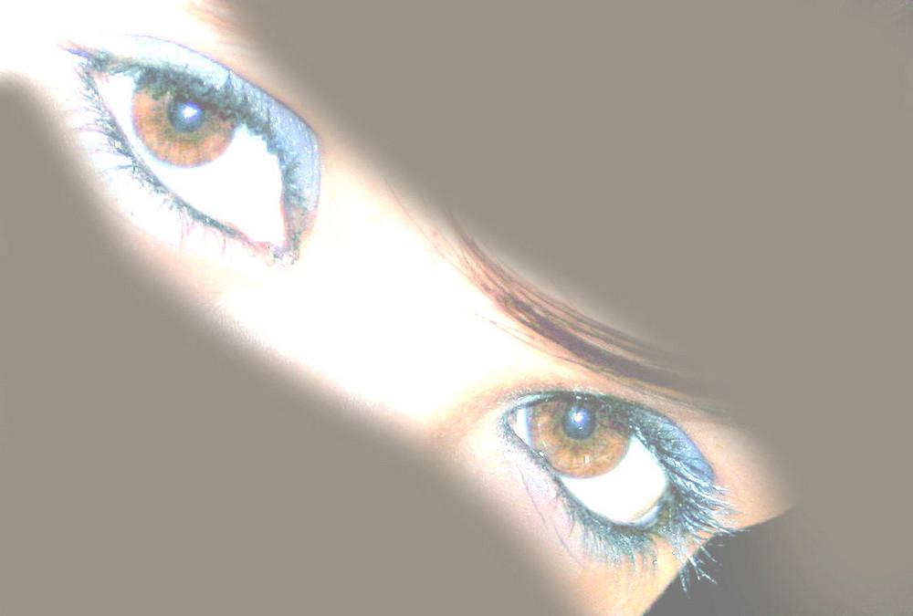 Her eyes