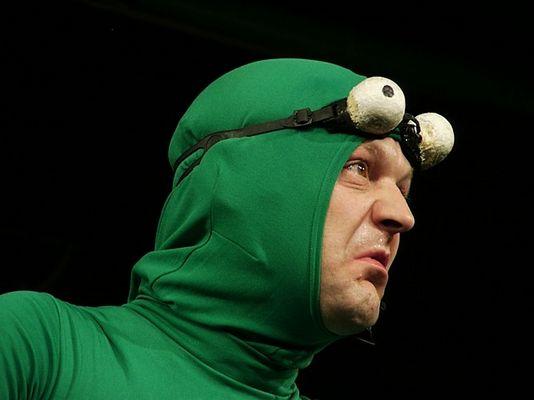Herbert Knebel Affentheater: Schau mir auf die Augen, Kleines!