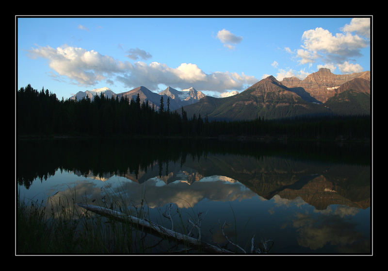 Herbert Lake, Banff National Park, AB