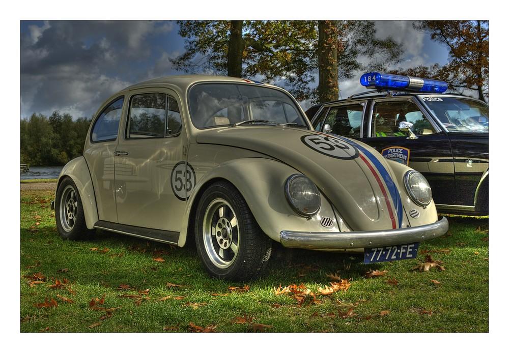 Herbie VW Käfer