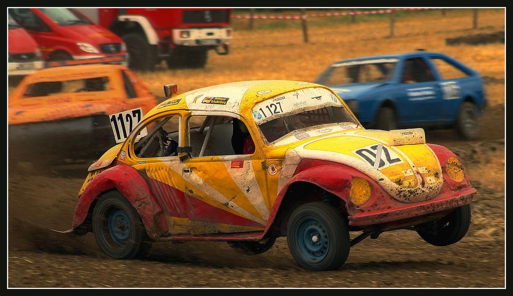 Herbie...gibt Vollgas