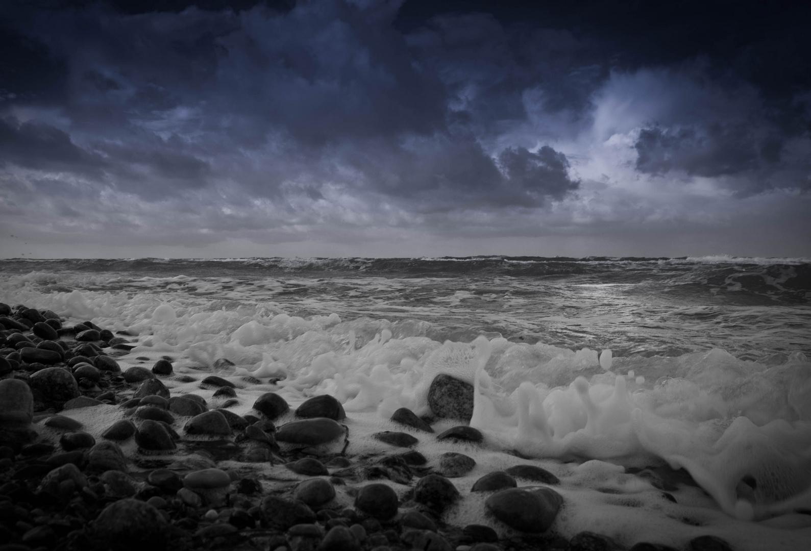 Herbsstimmung an der Ostsee