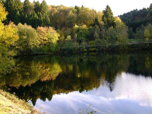 Herbst am Biggesee 2