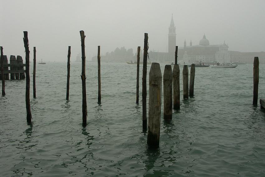 Herbst am Canale della Giudecca