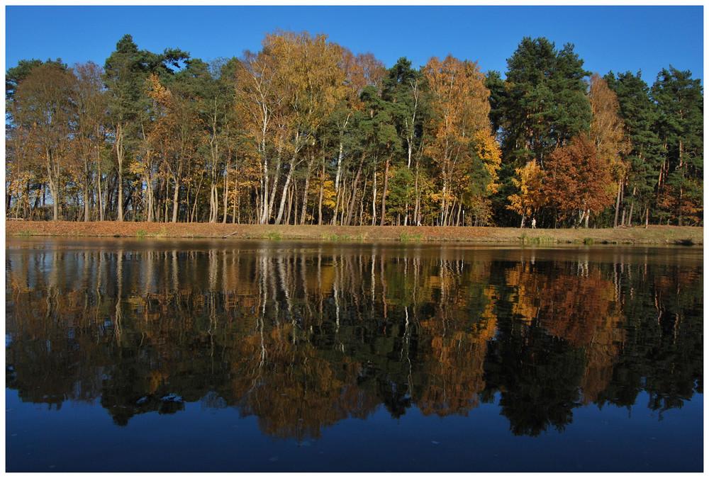 Herbst am Kanal..schöner gehts nicht!