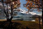 Herbst am Kochelsee