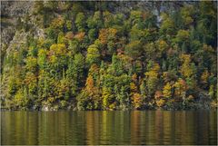 Herbst am Königsee