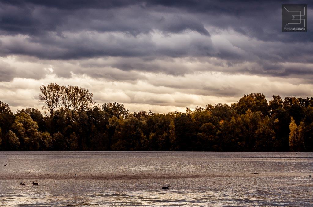 Herbst am Meschesee