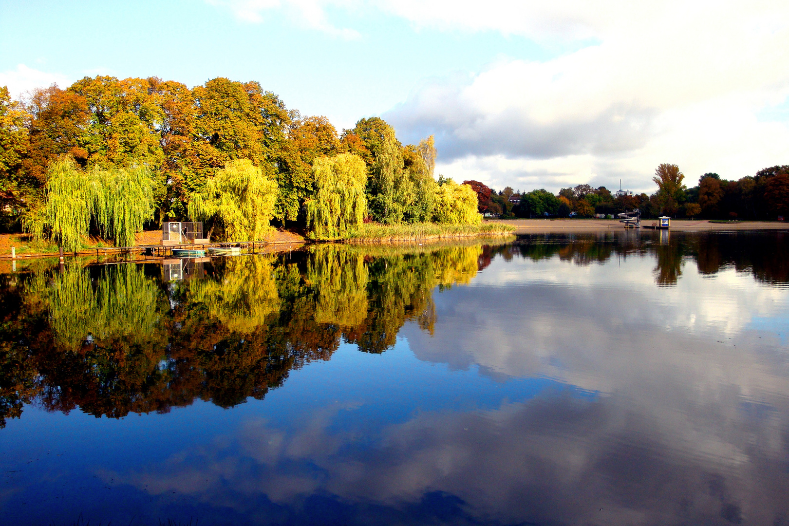 Herbst am Obersee