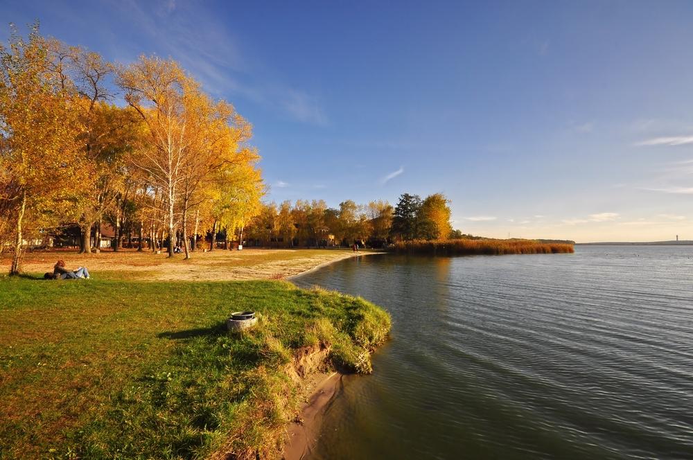 Herbst am Rangsdorf See......