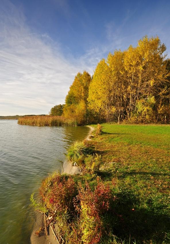 Herbst am Rangsdorfer See.......