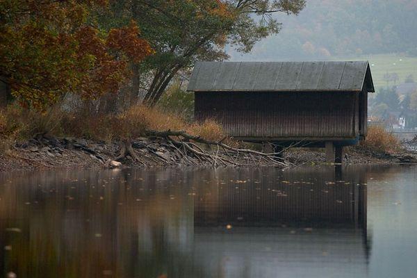 Herbst am Rursee I