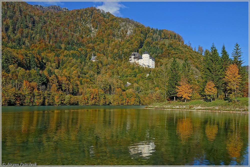 Herbst am Stausee....