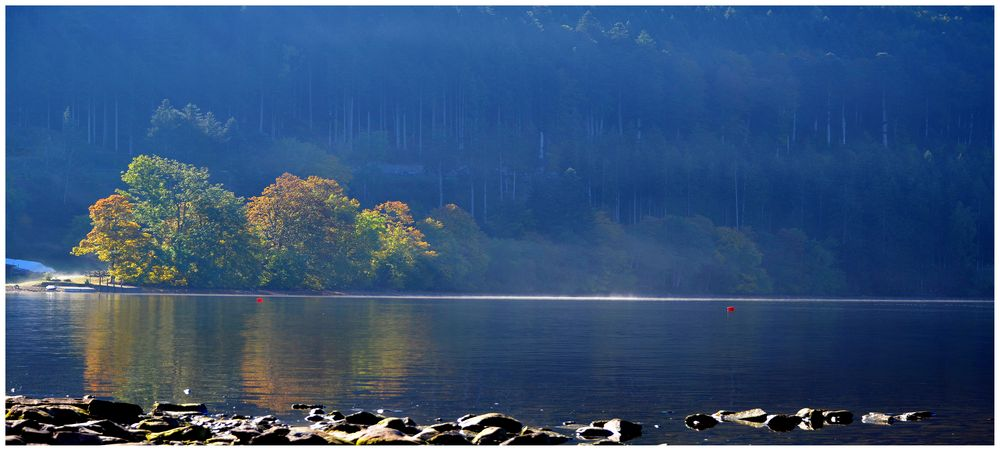 Herbst am Titisee